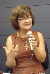 Professora e pesquisadora da UFC Raquel Rigotto