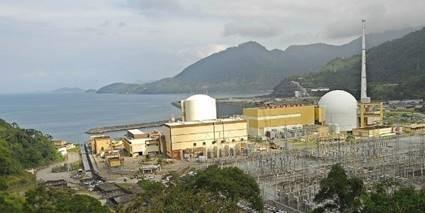 Usina de Angra 1, no Rio de Janeiro, que vai ter contratos investigados